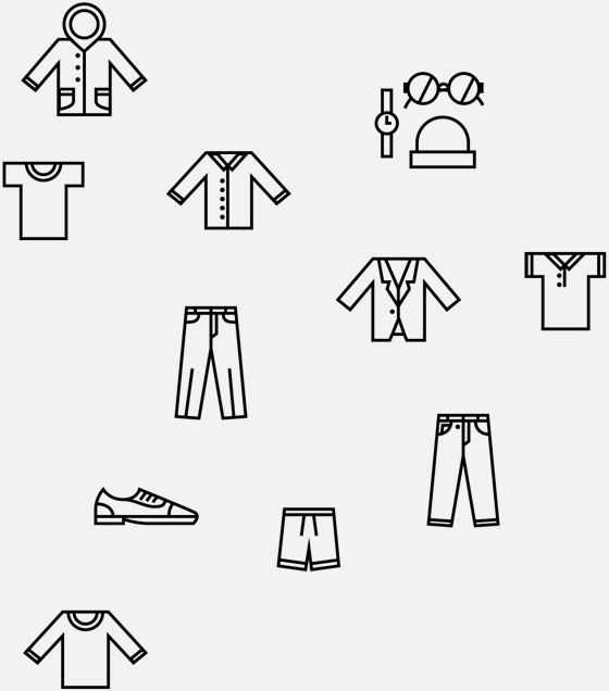 Thread Browse icons, work by Nuno Coelho Santos